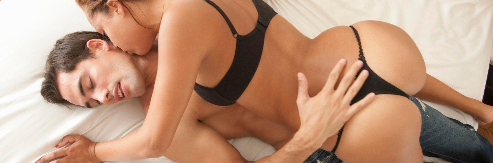 Dry humping sex