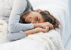mettre en confiance une debutante au lit